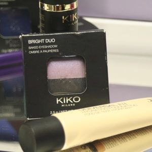KIKO Bright Duo Baked Eyeshadow 11